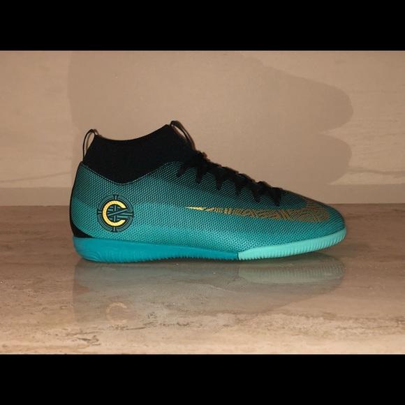 b79e691c3 Nike JR Mercurial Superfly 6 Academy IC AJ3110-390
